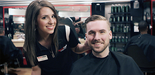 Sport Clips Haircuts of Heritage Crossing Shopping Center Haircuts