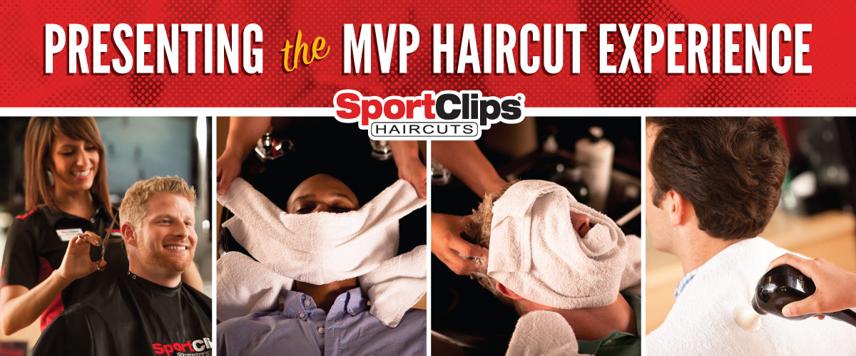 The Sport Clips Haircuts of Heritage Crossing Shopping Center MVP Haircut Experience